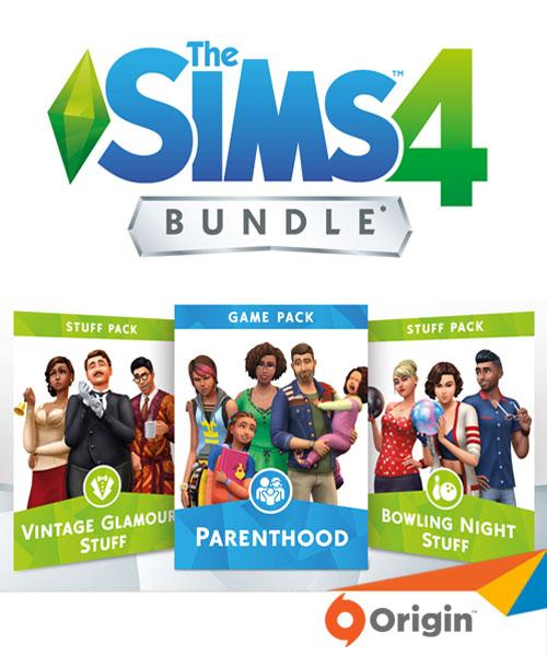 The Sims 4 - Parenthood Game Pack Highly Compressed CD Key + Crack PC Game For Free Download