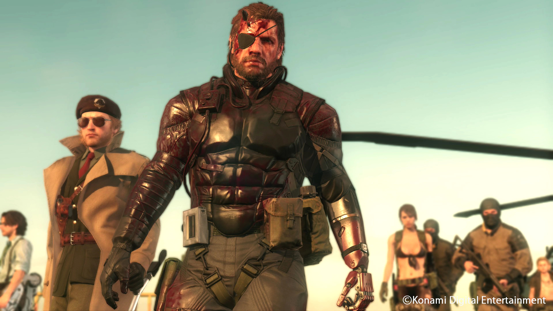 Metal Gear Solid V 5 Definitive Experience CD key + Crack Latest Version PC Game For Free Download
