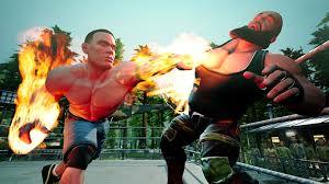 WWE Battlegrounds Codex