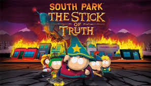 South Park The Stick Crack