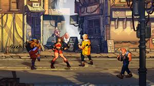 Streets Of Rage Crack