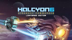 Halcyon Starbase Commander Crack