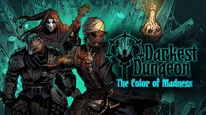 Darkest Dungeon The Color Of Madness