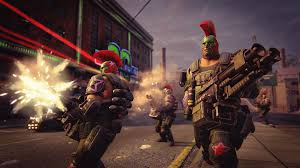 Saints Row The Third Remastered Crack