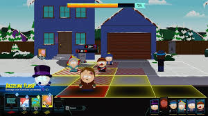 South Park Fractured Whole Crack