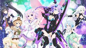 Hyperdimension Neptunia Crack