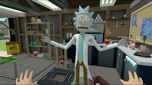 Rick And Morty Virtual Crack