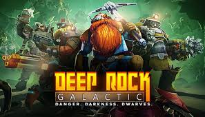 Deep Rock Galactic Crack