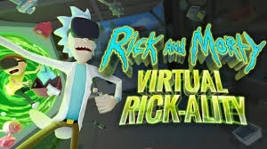 Rick Morty Virtual Rick Ality Crack