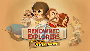 Renowned Explorers Quest For The Holy Grail Crack