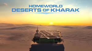 Homeworld Deserts Kharak Crack