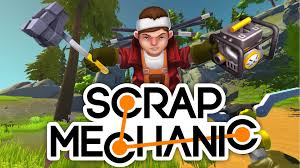 Scrap Mechanic Crack