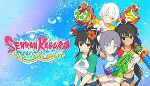 Senran Kagura Peach Beach Splash Crack